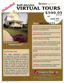 Unlimited tours flyer front cv