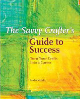 Savvy crafter cover cv