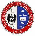 Univ. detroit cv