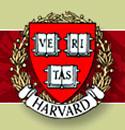 Harvard cv