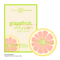 Grapefruit infusion cv