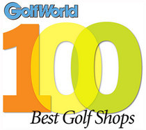 Top 100 golf shops cv