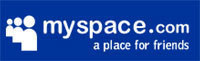 Myspace logo cv