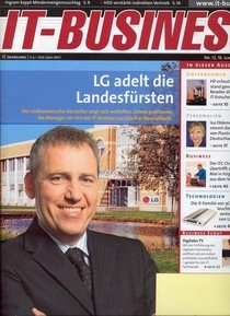 It business news cv