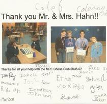 Mpe chess cv