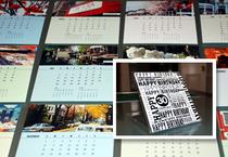 Calendar cv