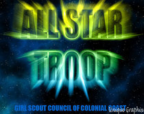 All star troop patch mockup cv