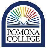 Pomona college cv