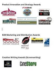 Selected awards cv
