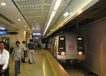 Delhi metro cv