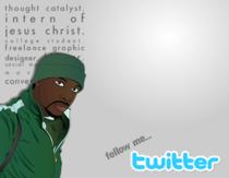 Twitter app 2.0   template cv