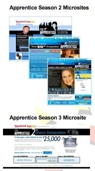 Hotjobs apprentice cv