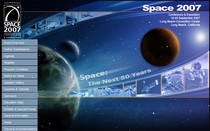 Space07 website cv