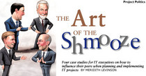 Cio magazine art of the shmooze cv