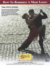 Rodizio tango cv