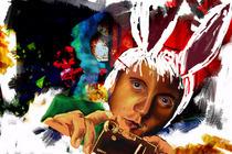 Rabbit illustration cv