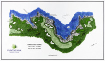 Punta cana 18th hole rendering cv