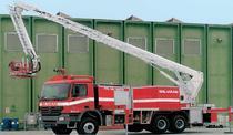 Fire truck cv