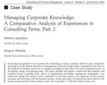 Km case study cv