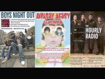 Band flyers 1 cv