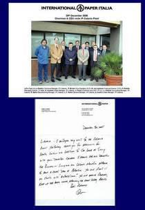 Visita faraci e lettera cv