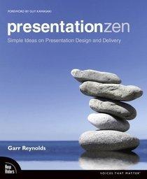Presentation zen cv