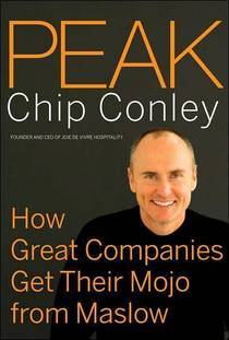 Peak chip conley cv