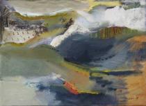 Hometown no.3 66x92cm oil on canvas 2004 cv