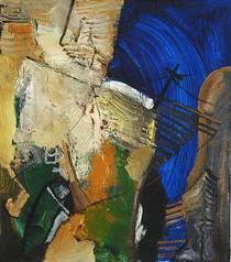 Hometown no.29 51x61cm oil on canvas 2004 cv