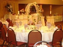 Lighted wedding tables cv