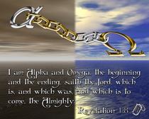 Revelation 1.8 cv
