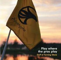 Golf brochure cv