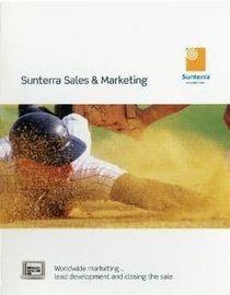 Sunterra sales marketing cv