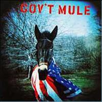 Govt mule 1995 cv