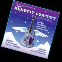 Benefit concert vol1 cv