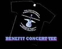 Benefit tshirt cv
