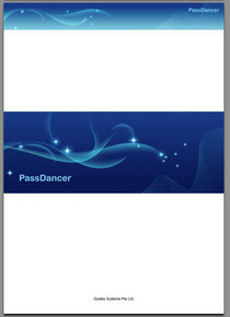 Passdancer cv
