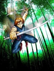 Ninja cv