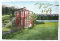 Arch studio rendering cv