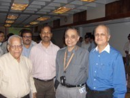 With it secy for goi mr chandrasekhar at egov event cv