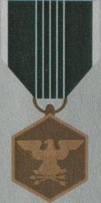 Army commendation medal cv