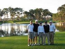 Golfteam cv