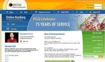 Web frontpage cv