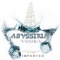Abyssinia vodka design 1 cv