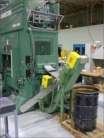 Press material handling 1 cv
