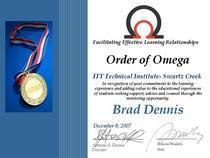 9 order of omega cv
