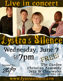 Lystra poster x2 cv