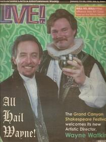 Flagstaff live 1998 cv