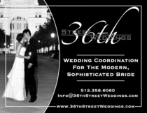 36th street weddings ad   the wedding guide final cv