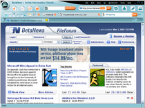 Netscape8beta cv
